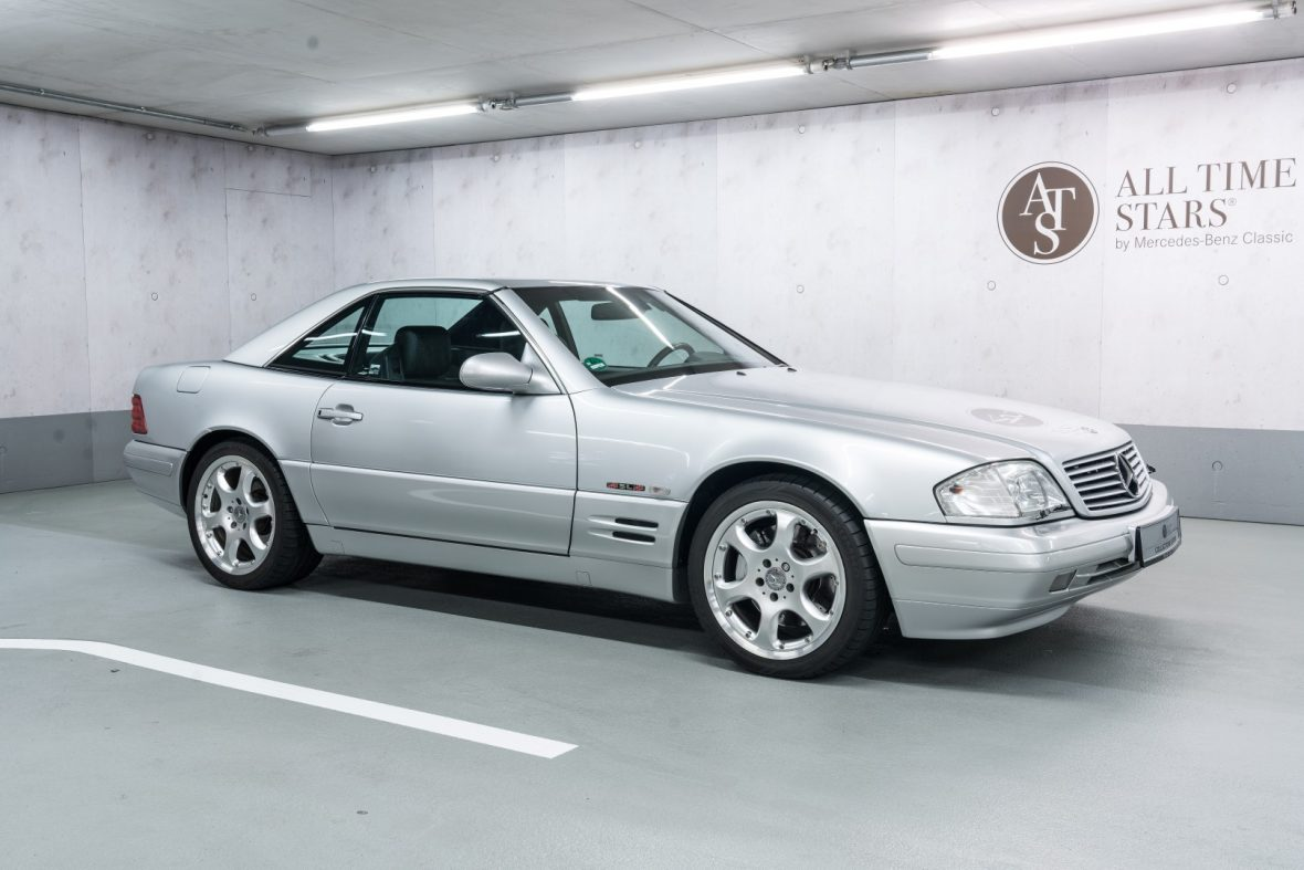 Mercedes-Benz SL 320 MM (R129) 0
