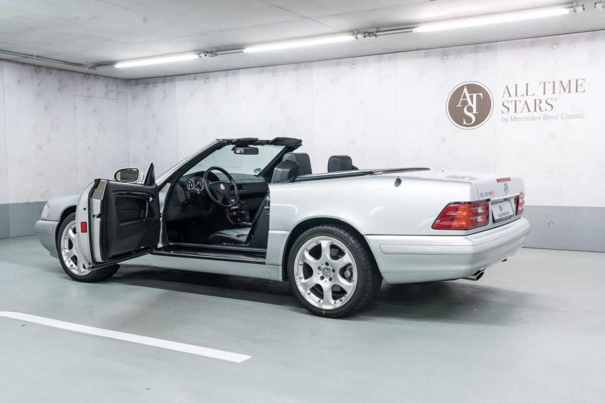 Mercedes-Benz SL 320 MM (R129) 7