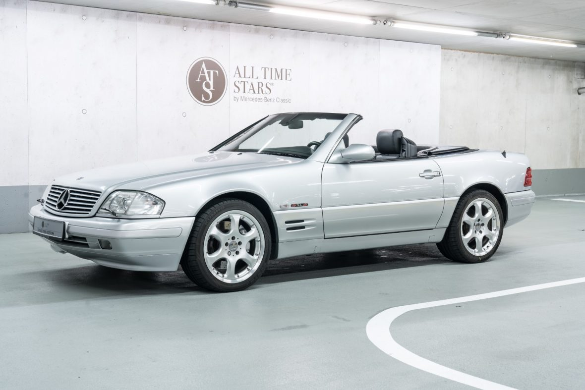 Mercedes-Benz SL 320 MM (R129) 4