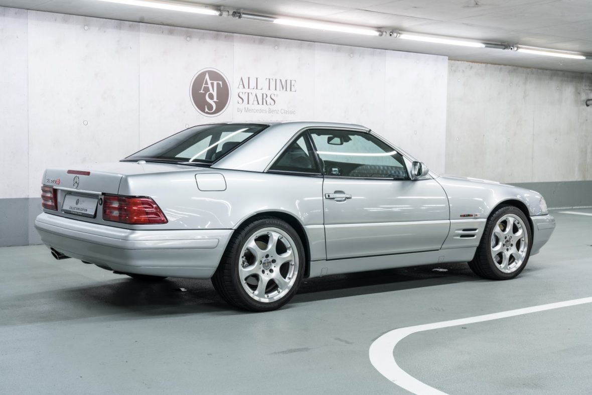 Mercedes-Benz SL 320 MM (R129) 2