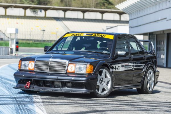 Mercedes-Benz Trackday in Oschersleben