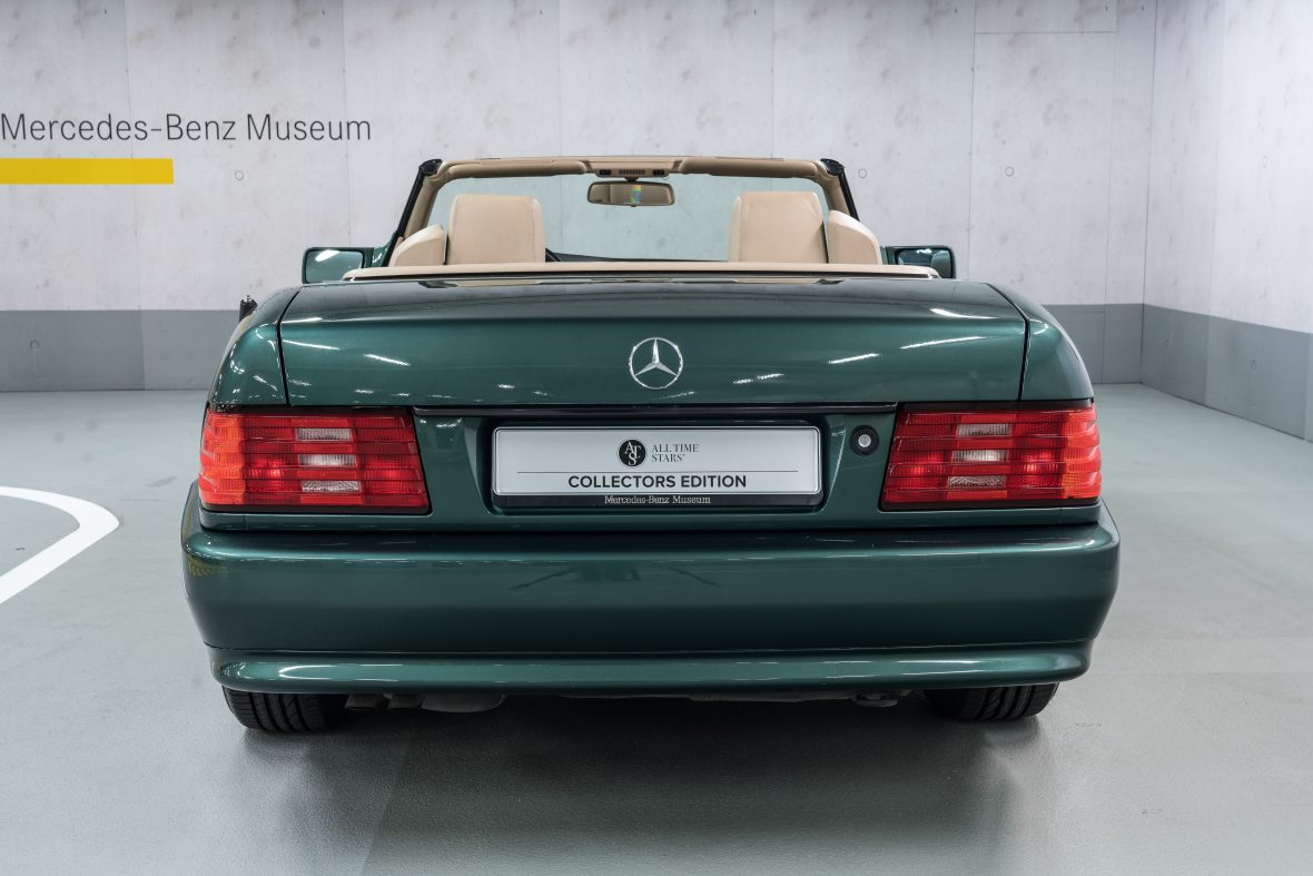 Mercedes-Benz 500 SL (R129) 5