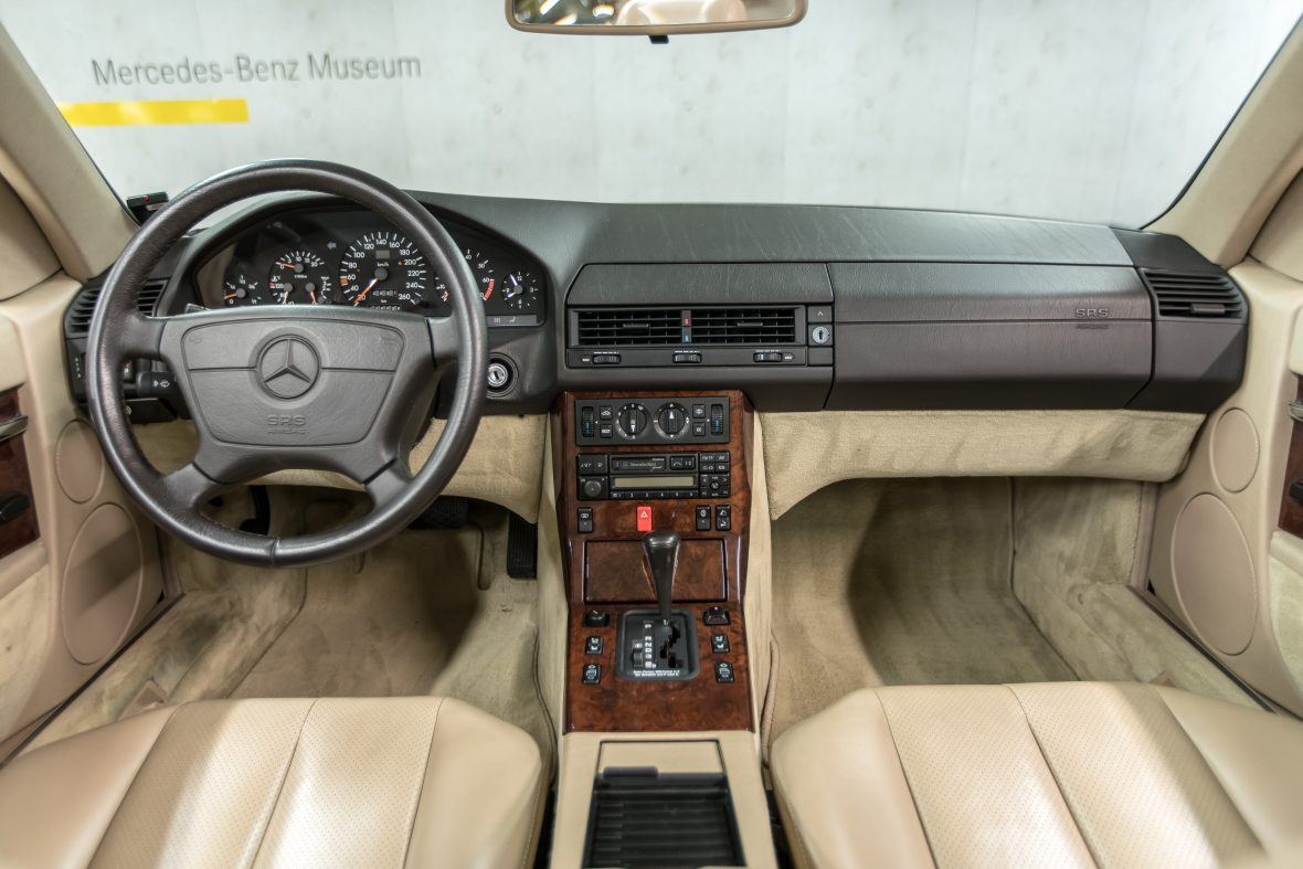 Mercedes-Benz 500 SL (R129) 9