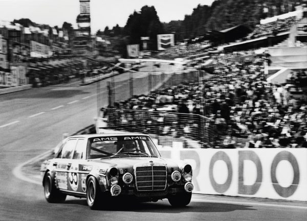 Special exhibition – 50 Years of AMG